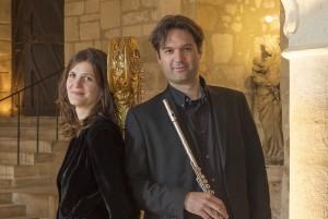 en duo avec Gionata Sgambaro, orchestre les Siècles